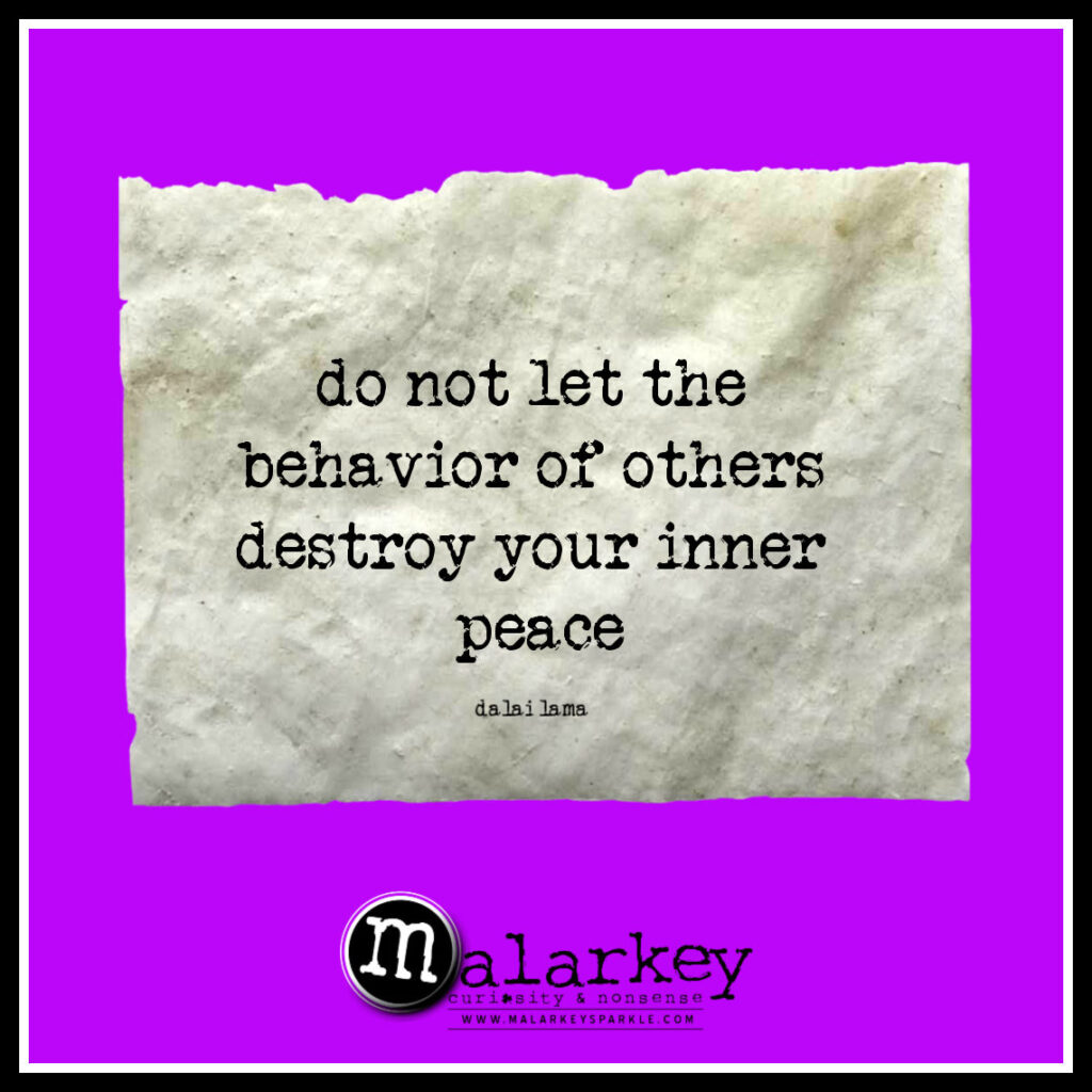 quote - inner peace