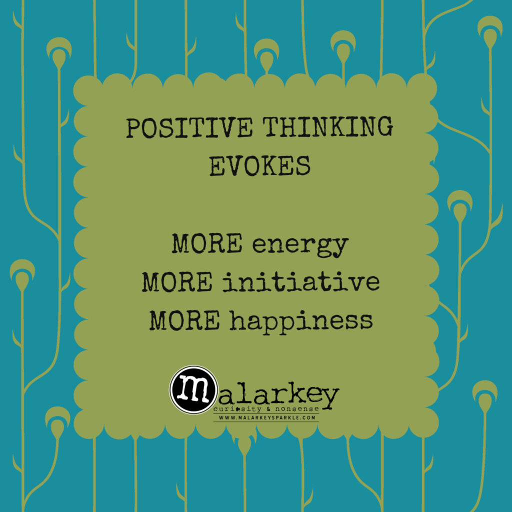 quote - positive thinking