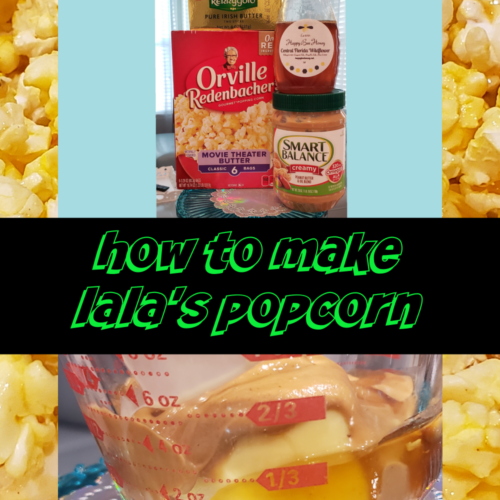 lala's lip smacking popcorn how to make popcorn