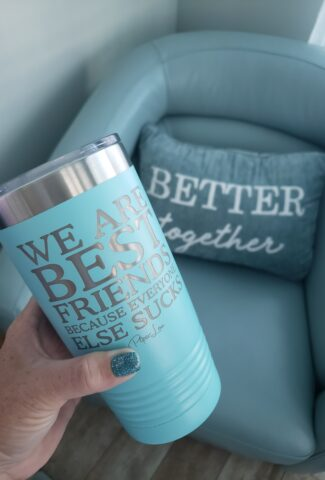 we are best friends coffee cup