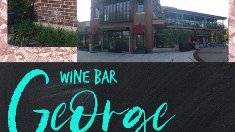 george wine bar pin