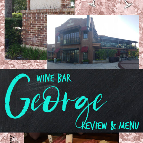 george wine bar pin