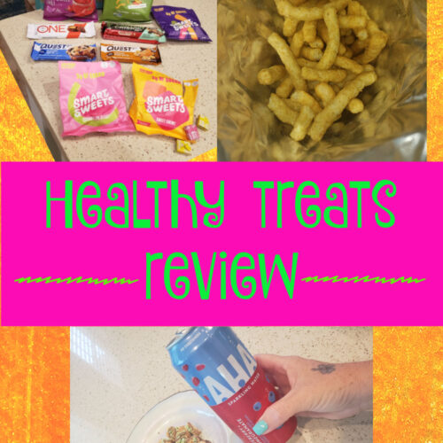 pin healthy treats review