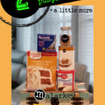 pinterest pn for 2 ingredient pumpkin muffins