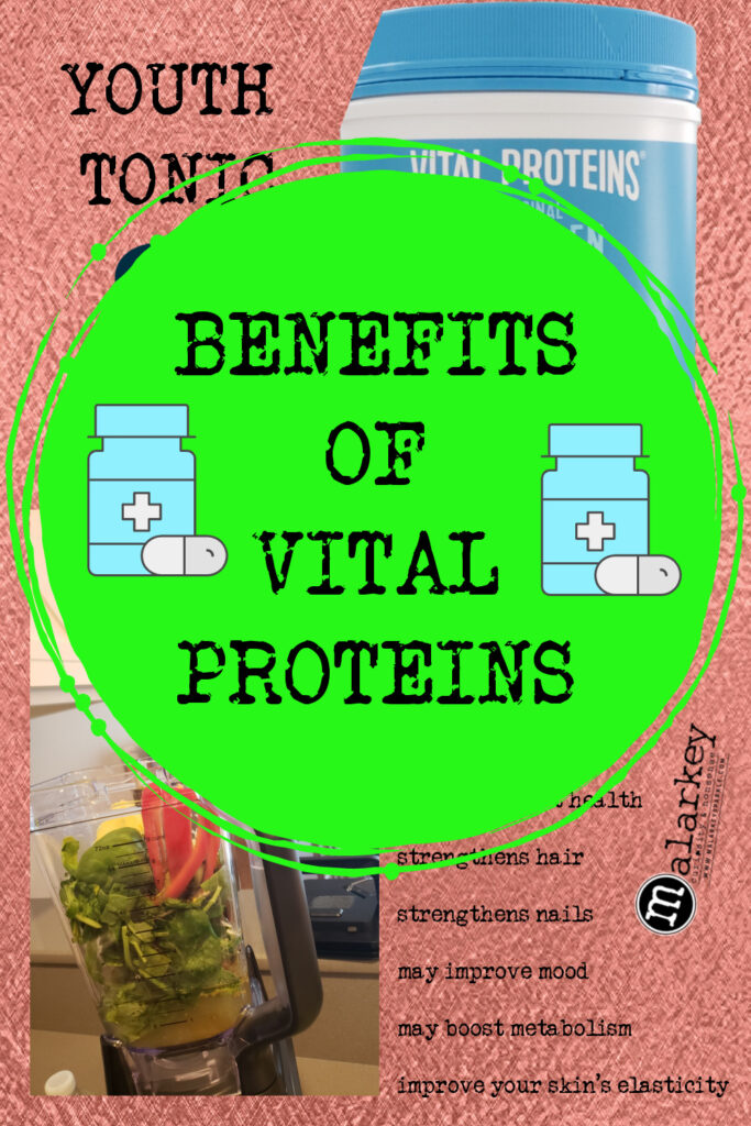 vital protein pin