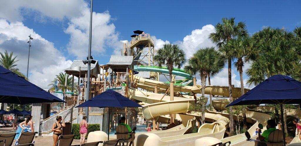 slides at gaylord palms