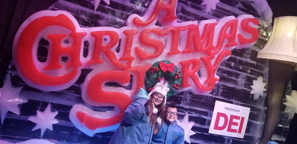 a christmas story - gaylord palms