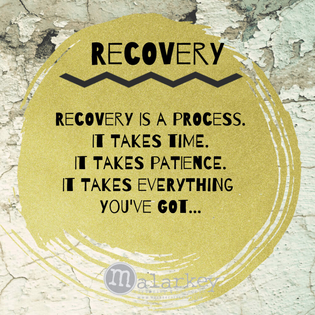quote - recovery