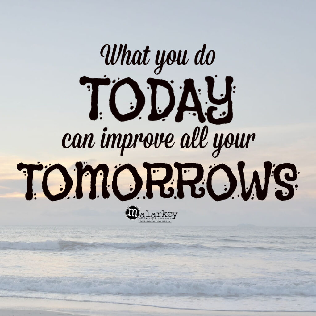 quote - today - tomorrow