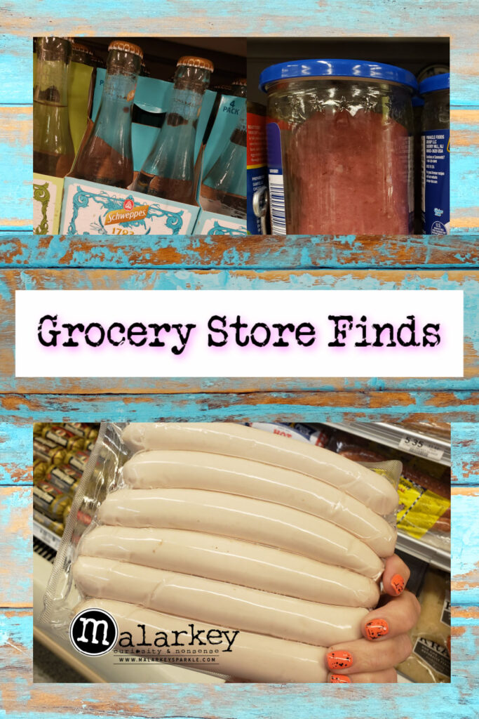 products with items under neath - grovery store finds