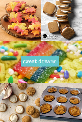 sweet dreams - fall treats