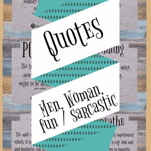 6 quotes with quotes written above it