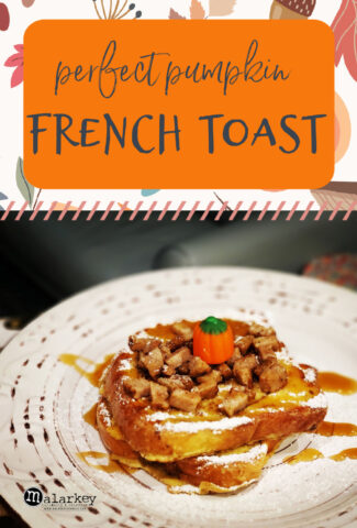 PUMPKIN FRENCH TPAST PICTURE
