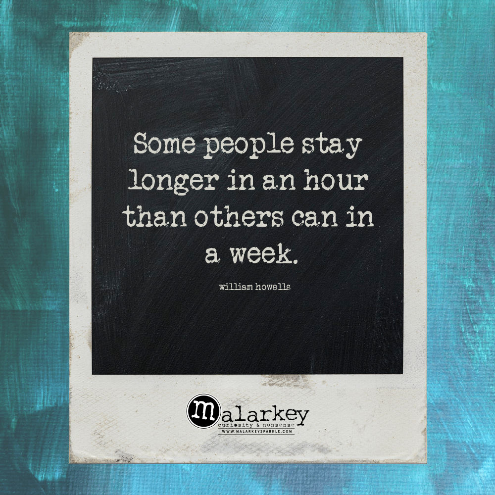 quote - people staying longer