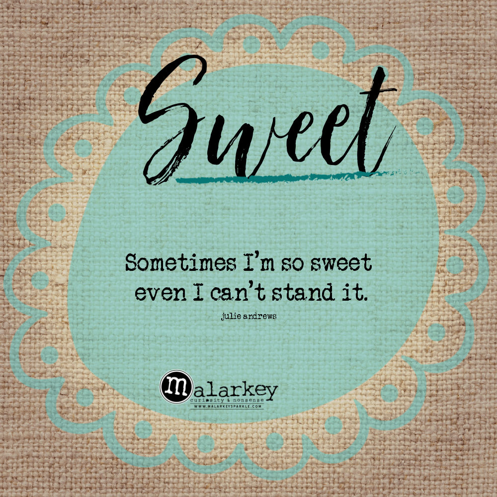 quote - sweet