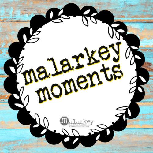 malarkey moments pin