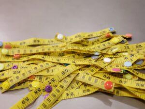 mary poppins tape meqasure bracelet