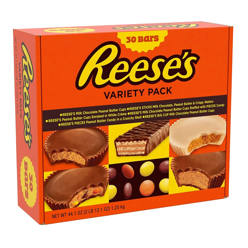 Valentines Day - spread love - reeses gift pack