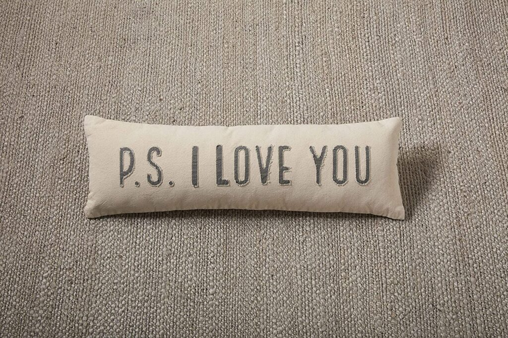 Valentines Day - spread love ps love yu pillow