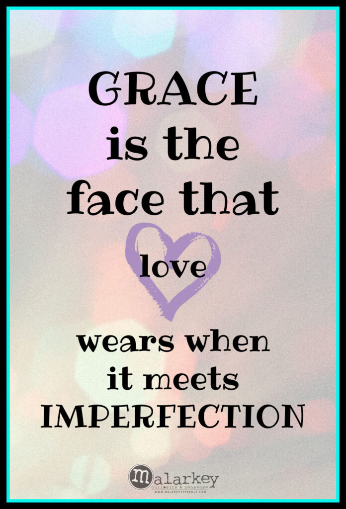 quotes on grace - love