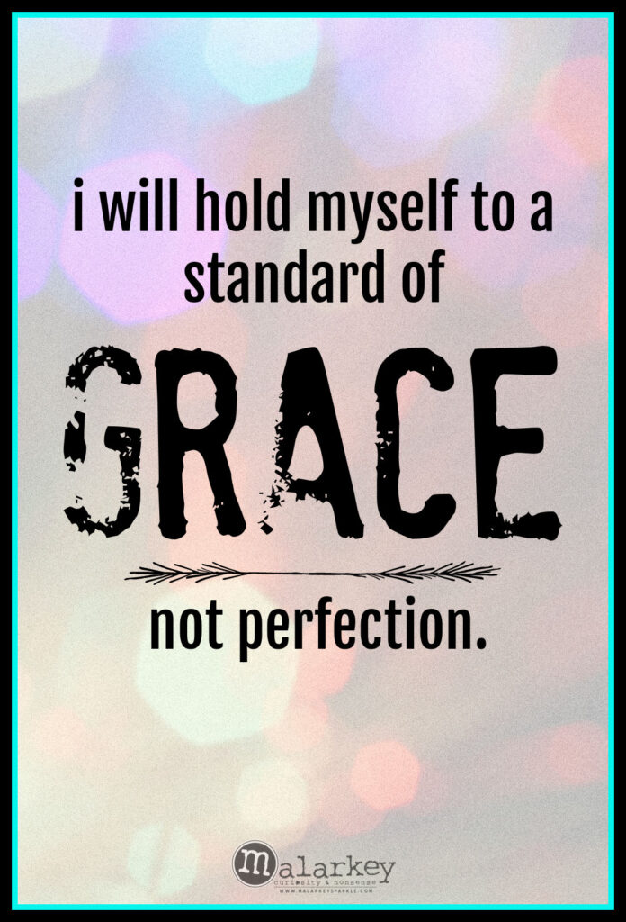 quotes on grace - perfection
