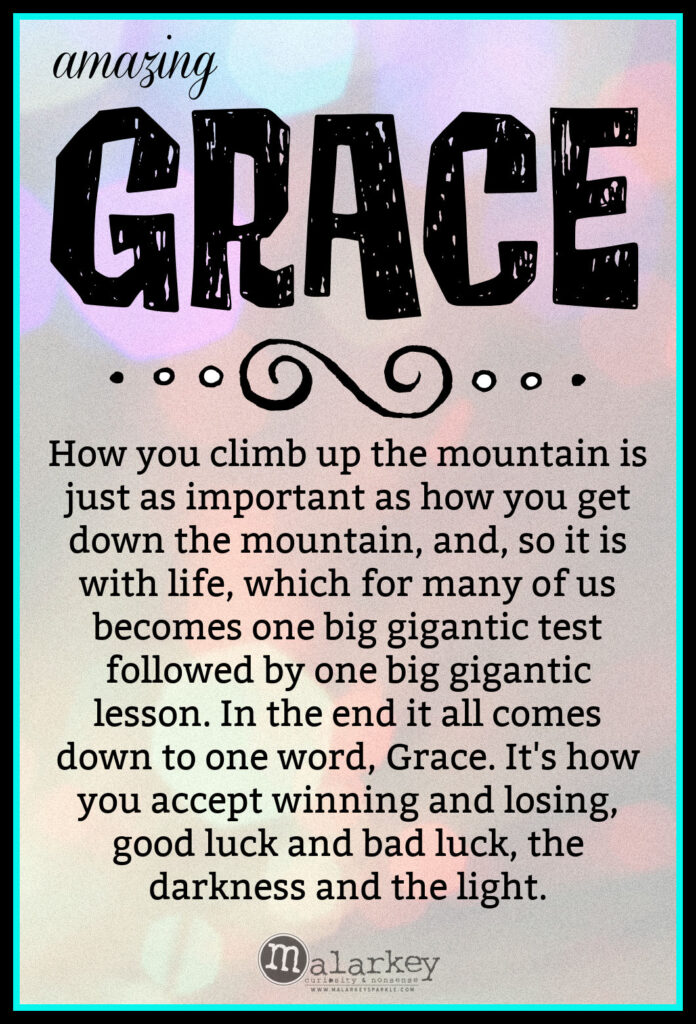 quotes on grace climb