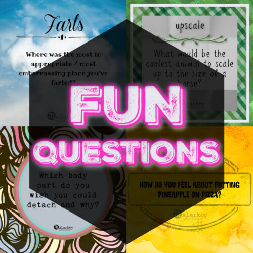 fun questions