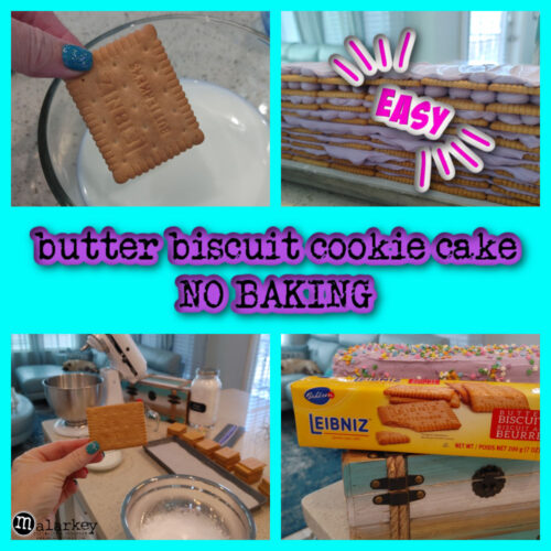 butter biscuit cookie cake