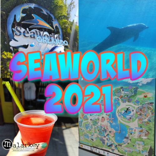 SeaWorld 2021
