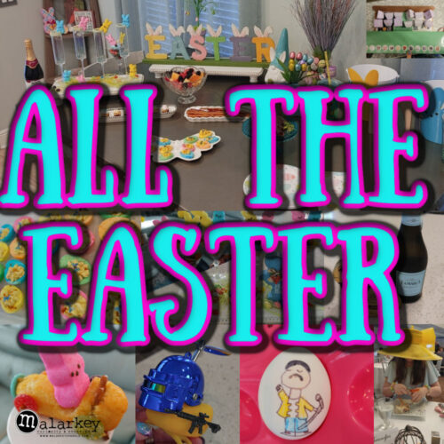 ALL THE EASTER