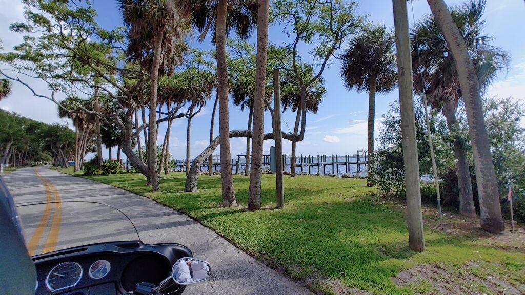 scenic harley ride florida