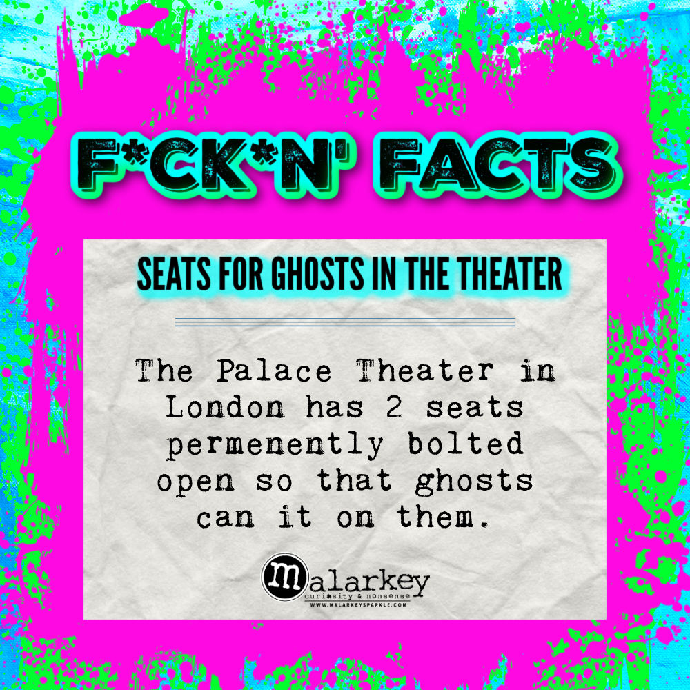 fucking facts - ghosts